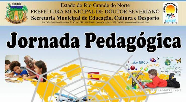 Educação realiza Jornada Pedagógica com foco na aprendizagem e desenvolvimento do aluno.