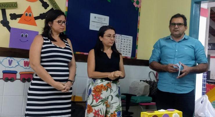 A EDUCAÇÃO INFANTIL EM FOCO: O LÚDICO PARA EDUCAR