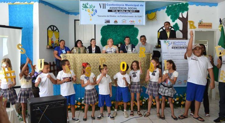 VII Conferência Municipal de Assistência Social de Doutor Severiano