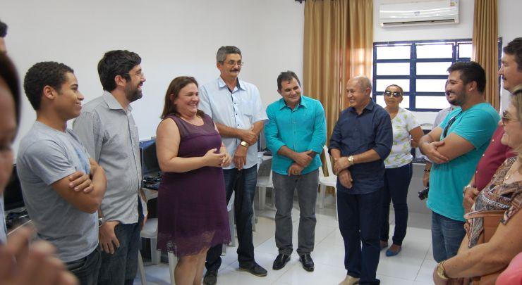A Educação Municipal Recebe Doação de 25 Computadores do IFRN Campus Pau dos Ferros