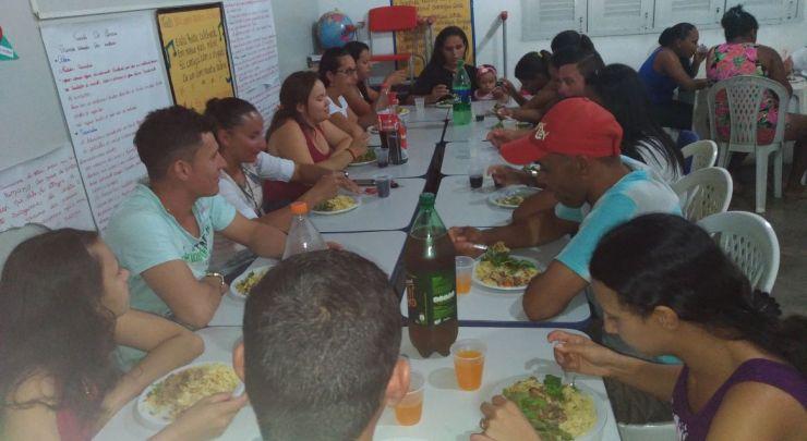 Família na Escola Raimunda Marques