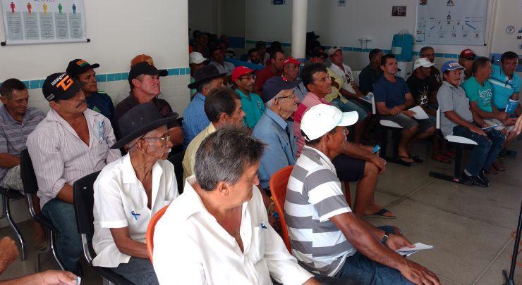 """Secretaria Municipal de Saúde realiza dia """"D"""" do Novembro Azul"""