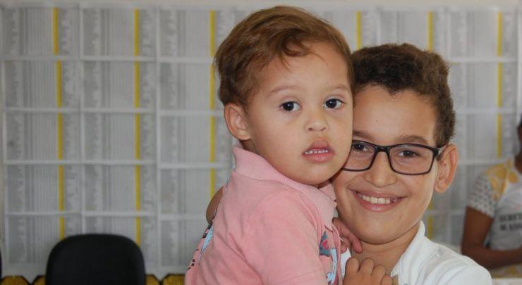 Lançamento do Programa Criança Feliz