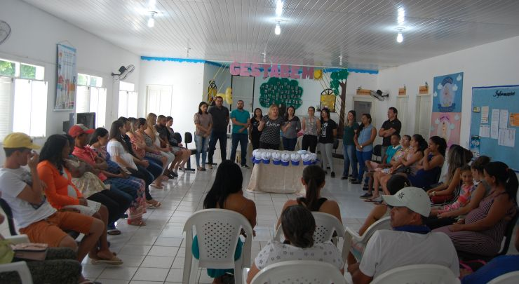 encontro do programa GESTABEM