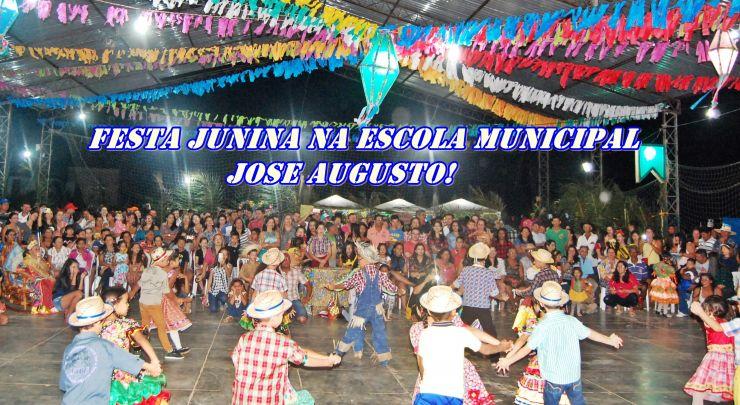 São João da Escola Municipal José Augusto
