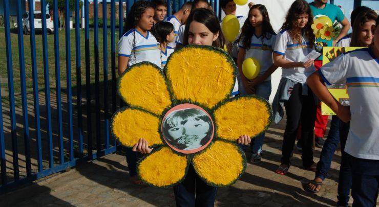 Campanha Nacional contra o Abuso e Exploração Sexual de Crianças e Adolescentes