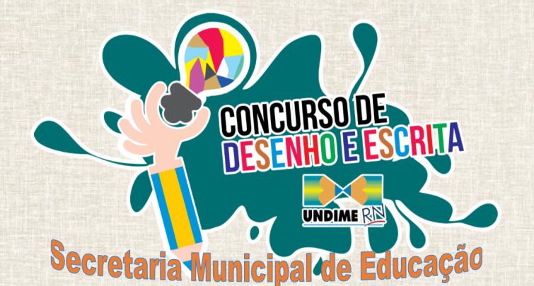 CONCURSO DE DESENHO E REDAÇÃO NA REDE MUNICIPAL DE ENSINO