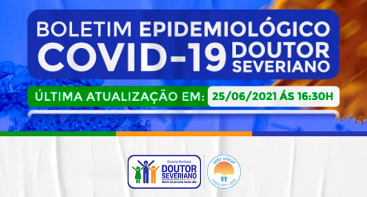 BOLETIM EPIDEMIOLÓGICO - 25/06/2021