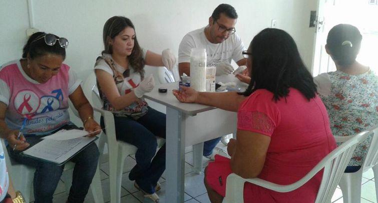 MONITORAMENTO DO GRUPO VIDA E SAÚDE