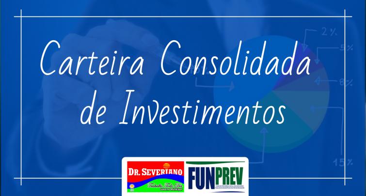 Carteira Consolidada de Investimentos - 29/11/2019