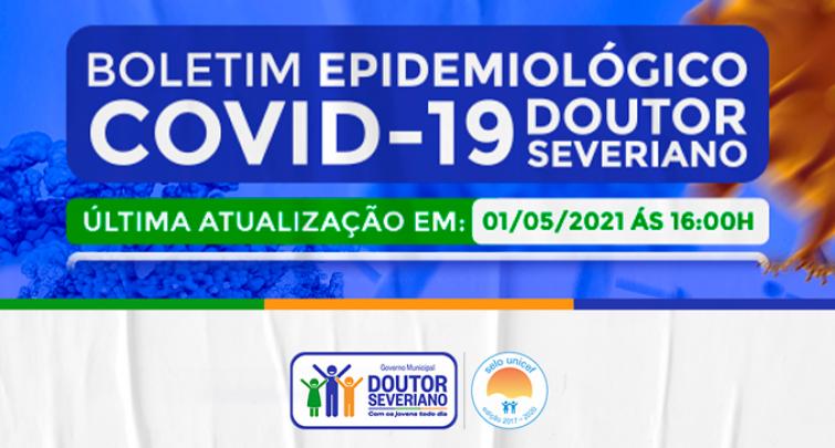 BOLETIM EPIDEMIOLÓGICO - 01/05/2021