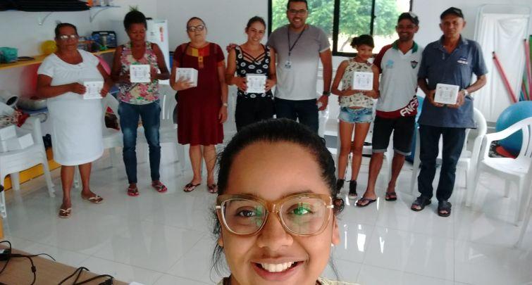 EDUCAÇÃO EM SAÚDE - CUIDADOS COM PACIENTES COM DOENÇAS CRÔNICAS