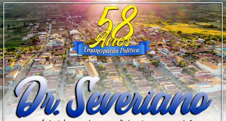 58 Anos de Emancipação Política de Doutor Severiano/RN
