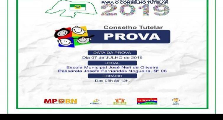 PROCESSO DE ESCOLHA UNIFICADO PARA CONSELHO TUTELAR/2019
