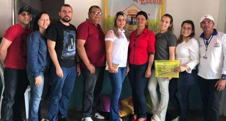 Programa Saúde na Escola (PSE) - Sítio Lagoa de Dentro