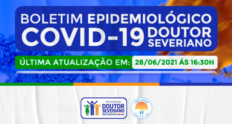 BOLETIM EPIDEMIOLÓGICO - 30/06/2021