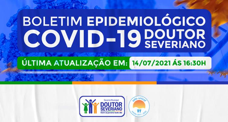 BOLETIM EPIDEMIOLÓGICO - 14/07/2021
