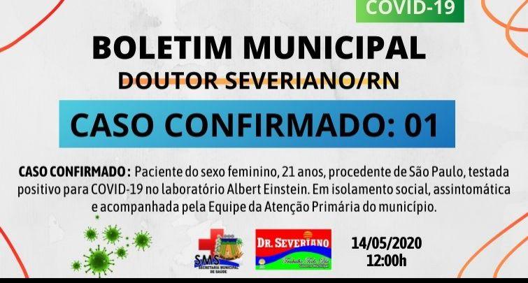 Boletim Diário 14/05/2020