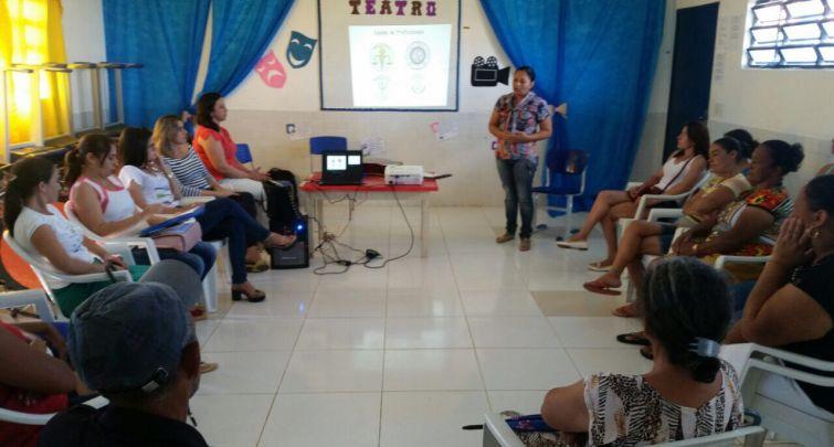 Núcleo de Apoio Pedagógico Especializado realiza I Encontro das Famílias
