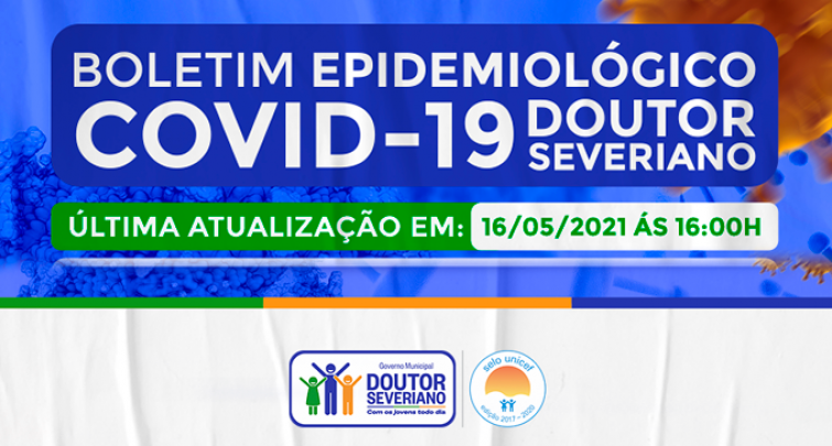 BOLETIM EPIDEMIOLÓGICO - 16/05/2021