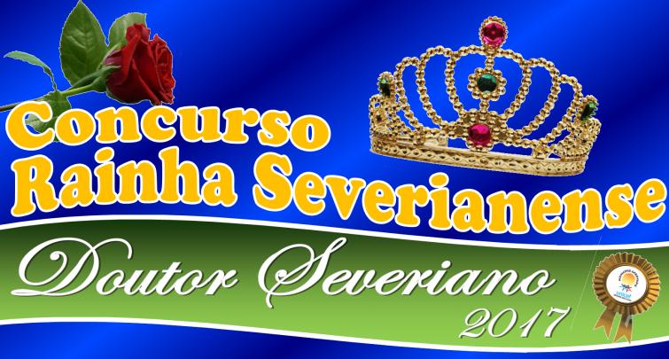 Município realizará concurso Rainha Severianense 2017