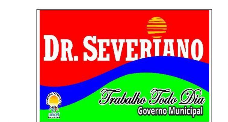 DOAÇÃO DO GOVERNO DO RN PARA O MUNICÍPIO DE DOUTOR SEVERIANO/RN.