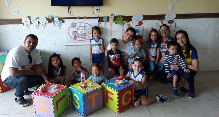 Programa Saúde na Escola Sonho Infantil