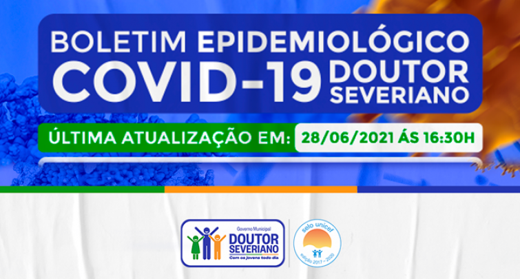 BOLETIM EPIDEMIOLÓGICO - 28/06/2021