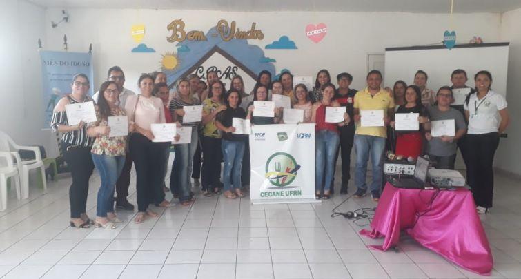 CECANE realiza monitoramento e assessoria sobre execução do PNAE em Doutor Severiano